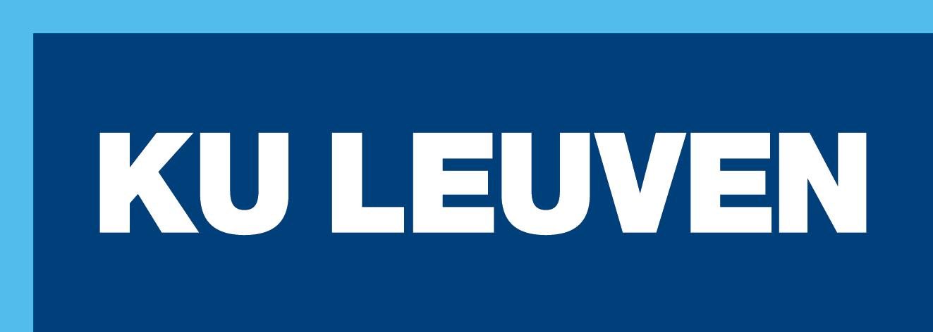KU Leuven logo Green Impact partner