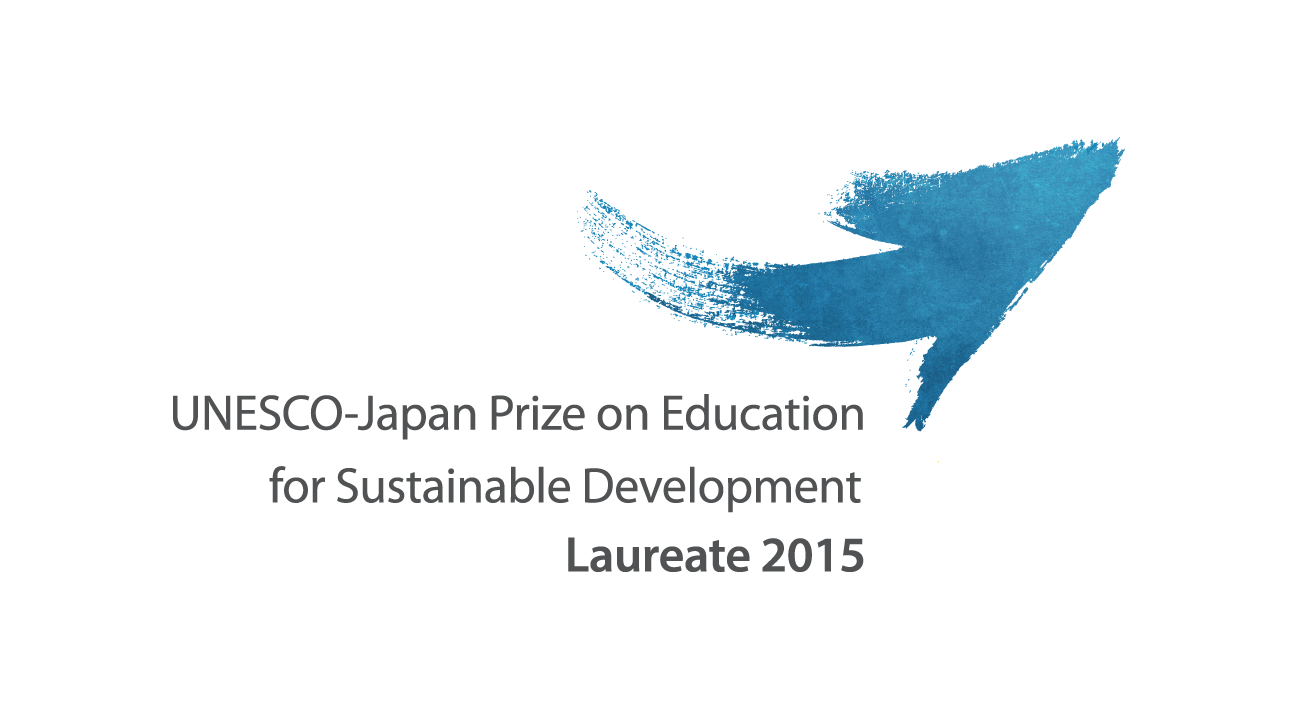 UNESCO-Japan Prize on Education for Sustainable Development laureate 2015 Green Office Movement