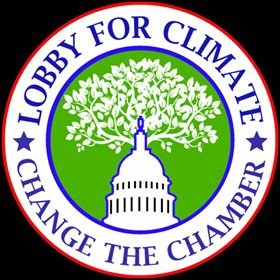 Lobby for Climate Change the Chamber logo